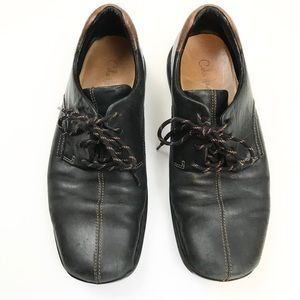 ** Cole Haan ** mens leather dress shoes